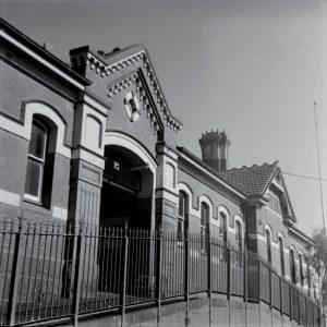 Korumburra Railway Station Dilettante.Ink